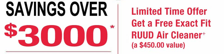 SAVINGS OVER $3000! Present This Ad and Receive %50.00 OFF any Service Repair